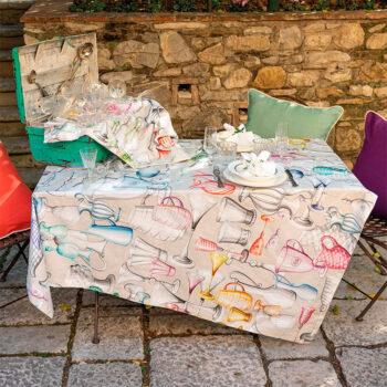 TOVAGLIA CHEERS plastificado - La Bottega di Casa